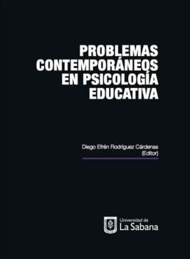 Libro Problemas Contemporaneos En Psicologia Educativa