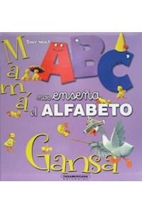 Papel Mama Nos Enseña El Alfabeto Abc