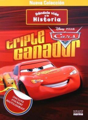 Papel Dandole Vida A La Historia Cars