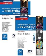 Papel Caffey Diagnóstico Por Imágenes En Pediatría Ed.13