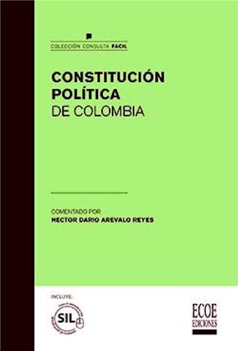 E-book Constitución Política De Colombia