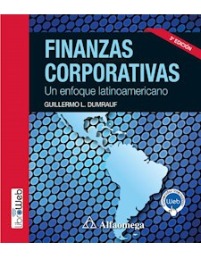 Papel Finanzas Corporativas Un Enfoque Latinoamericano 3A Ed.