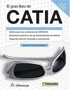 Papel El Gran Libro De Catia 2A Edición