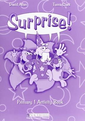 Papel Surprise 1 Activity Book