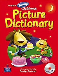 Papel Longman Young Children'S Picture Dictionary