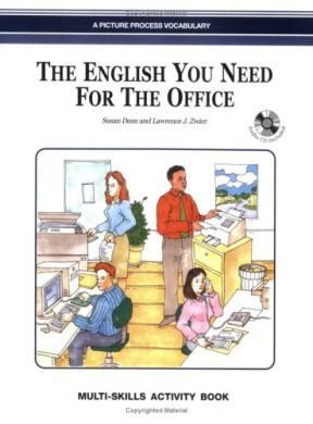 Papel English You Need For The Office, The Activit