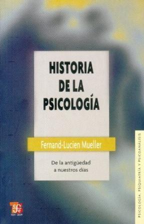 Papel HISTORIA DE LA PSICOLOGIA