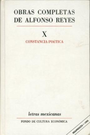 Papel OBRAS COMPLETAS DE ALFONSO REYES, X