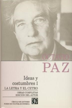 Papel OBRAS COMPLETAS T.9 IDEAS Y COSTUMBRES I