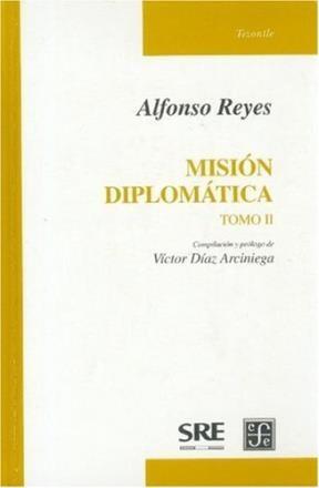 Papel MISION DIPLOMATICA (TOMO II)