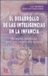 Papel EL DESARROLLO DE LAS INTELIGENCIAS EN LA INFANCIA