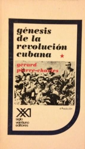 Libro Genesis De La Revolucion Cubana