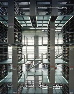 Libro Biblioteca  Vasconcelos  Library