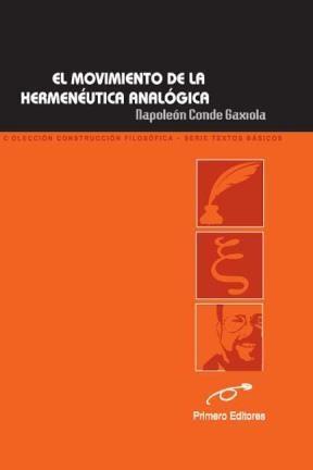E-book El Movimiento De La Hermenéutica Analógica