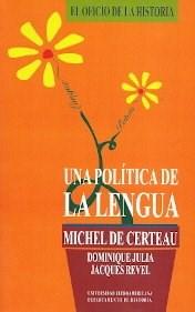 Papel UNA POLITICA DE LA LENGUA
