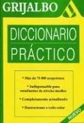 Papel Diccionario Practico Grijalbo