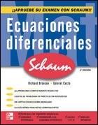 Papel Ecuaciones Diferenciales Schaum
