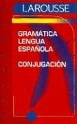 Papel Gramatica Lengua Española Conjugacion