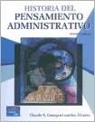 Papel Historia Del Pensamiento Administrativo