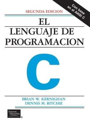 E-book El Lenguaje De Programación C
