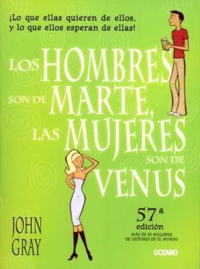 Papel Hombres Son De Marte, Las Mujeres Son De Venus, Los