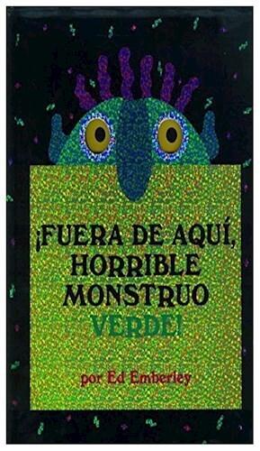 Papel Fuera De Aqui, Horrible Monstruo Verde!