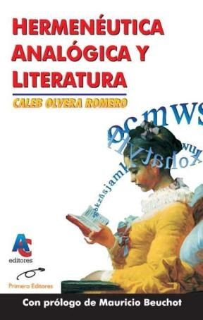 E-book Hermenéutica Analógica Y Literatura