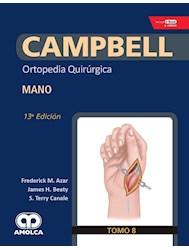 Papel Campbell Ortopedia Quirúrgica, Tomo 8 Ed.13º