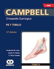 Papel Campbell Ortopedia Quirúrgica, Tomo 9 Ed.13º