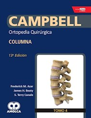 Papel Campbell Ortopedia Quirúrgica, Tomo 4 Ed.13