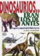 Papel Dinosaurios Eran Los De Antes