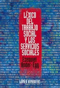 Papel Lexico Del Trabajo Social Y Los Servicios