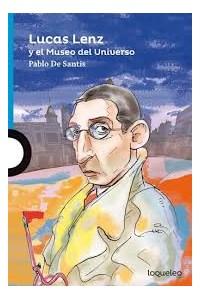 Papel Lucas Lenz Y El Museo Del Universo