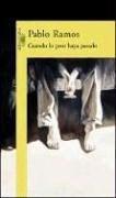 Papel CUANDO LO PEOR HAYA PASADO (1ER PREMIO FN ARTES 2003 / 1ER PREMIO CASA DE AMERICAS 2004)