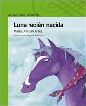 Papel Luna Recien Nacida