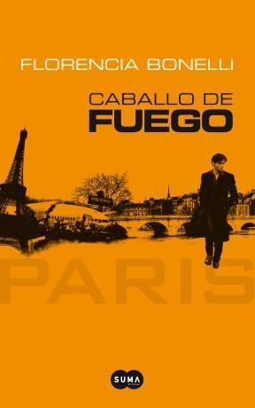 Papel Caballo De Fuego. Paris