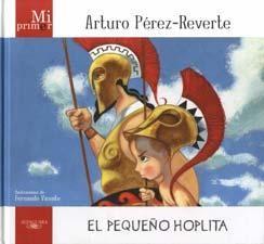 Libro El Pequeño Hoplita