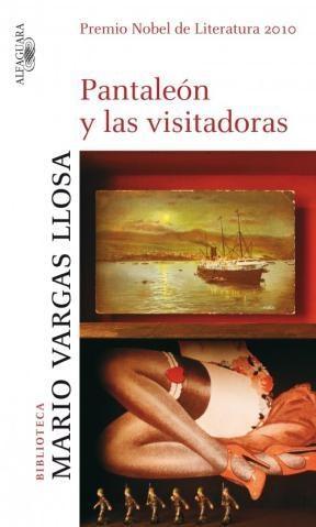 Papel Pantaleón Y Las Visitadoras