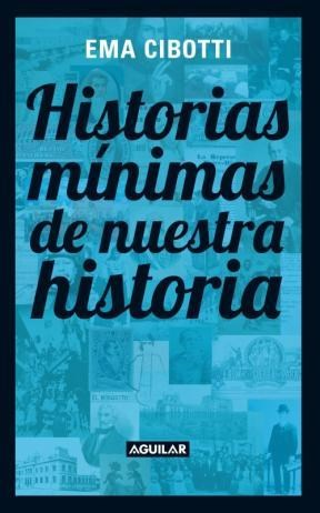 Papel Historias Mínimas De Nuestra Historia