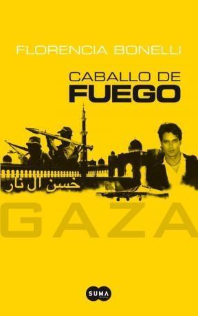 LIBRO CABALLO DE FUEGO / GAZA