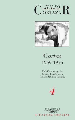 Papel CARTAS 4 1969-1976 (EDICION CORREGIDA Y AUMENTADA) (RUSTICA)