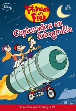 Papel CAPTURADOS EN FOTOGRAFIA (PHINEAS Y FERB)