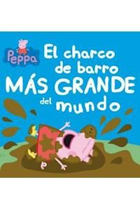 Papel Peppa - El Charco Mas Grande Del Mundo