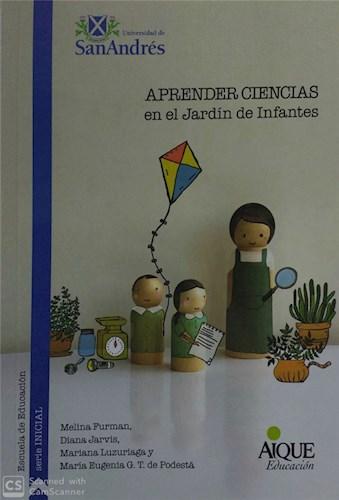 Libro Aprender Ciencias En El Jardin De Infantes