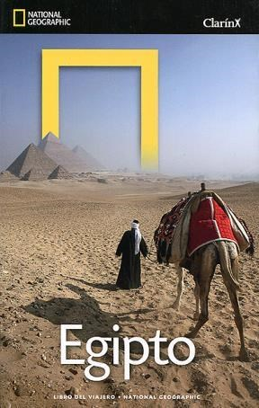 Papel Guia Egipto National Geographic