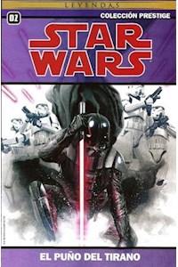 Papel Star Wars El Puño Del Tirano (Nro 02)