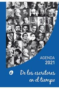 Papel Agenda De Los Escritores En El Tiempo - 2021 - Naranja