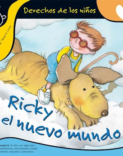 LIBRO RICKY Y EL NUEVO MUNDO