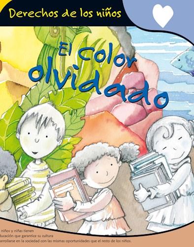 LIBRO EL COLOR OLVIDADO