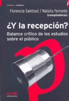 Libro Y La Recepcion ?